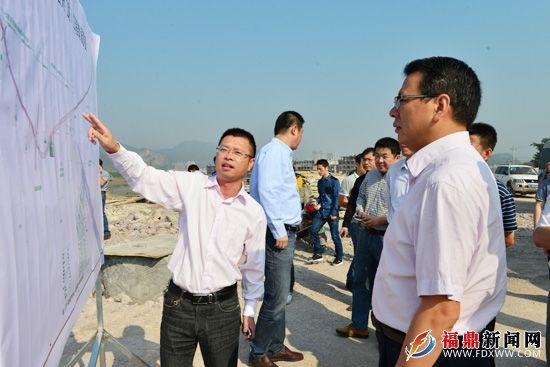 市委、市政府开展城市建设专题调研活动--福鼎新闻网|福鼎