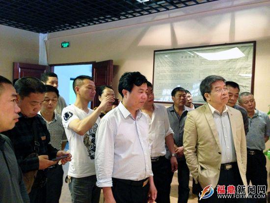 寿宁县宁德市人大代表莅临我市开展调研活动--福鼎新闻网|