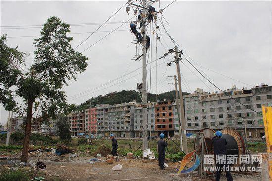 龙安:电网扩容改造保障园区企业用电