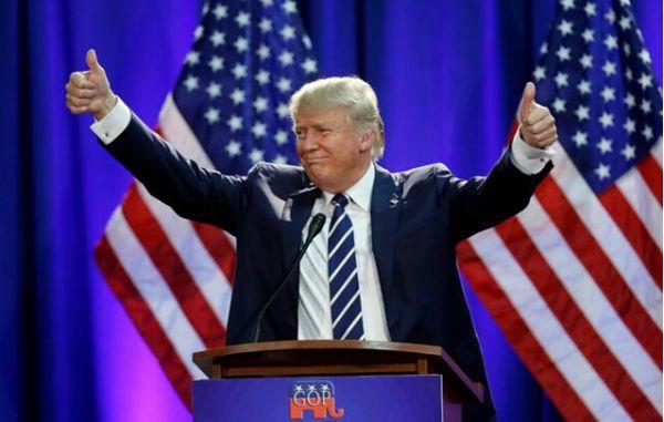 """外媒:特朗普否认获普京""""助选"""" 美报告未出确实证据"""