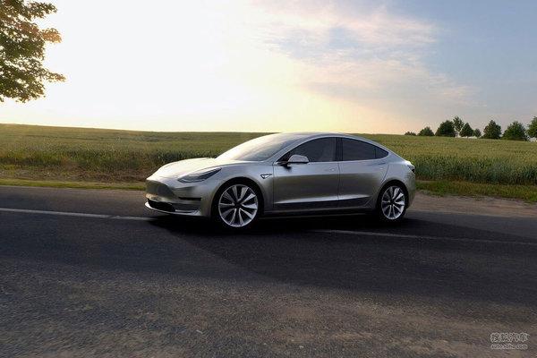 特斯拉Model 3本月试生产 7月正式投产