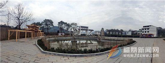 建生态景观茶园打造魅力茶乡
