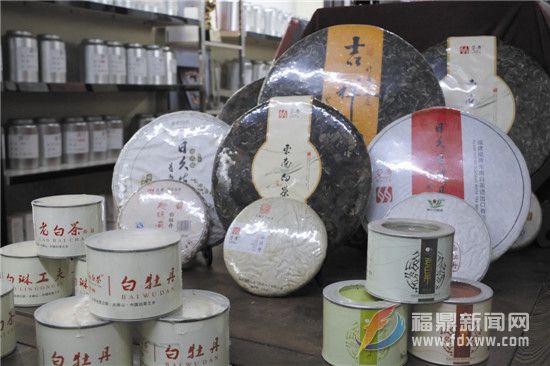 崛起与腾飞——福鼎白茶产业发展侧记