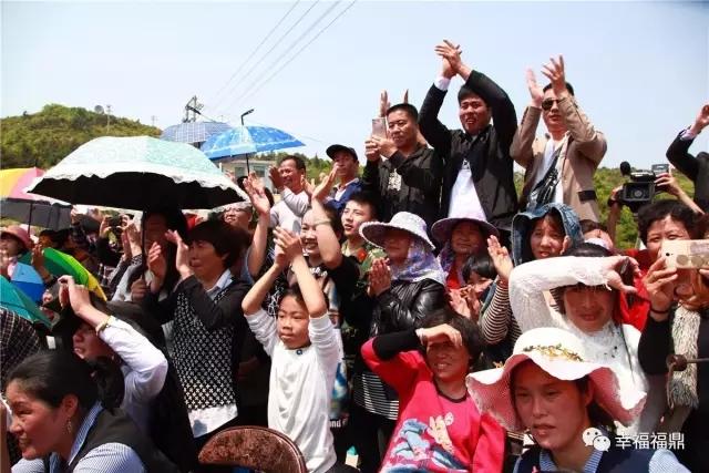 嵛山岛首届渔旅文化节火极了!你来了吗?