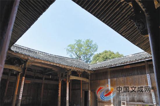 上石庄:钟灵毓秀 人杰地灵的古村落
