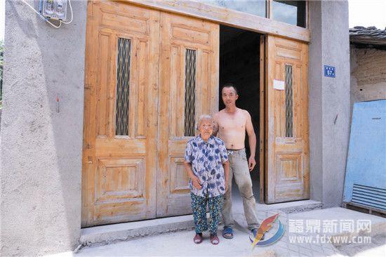 【我的脱贫故事】林春香:住新房增收入让她赶上暮年之乐