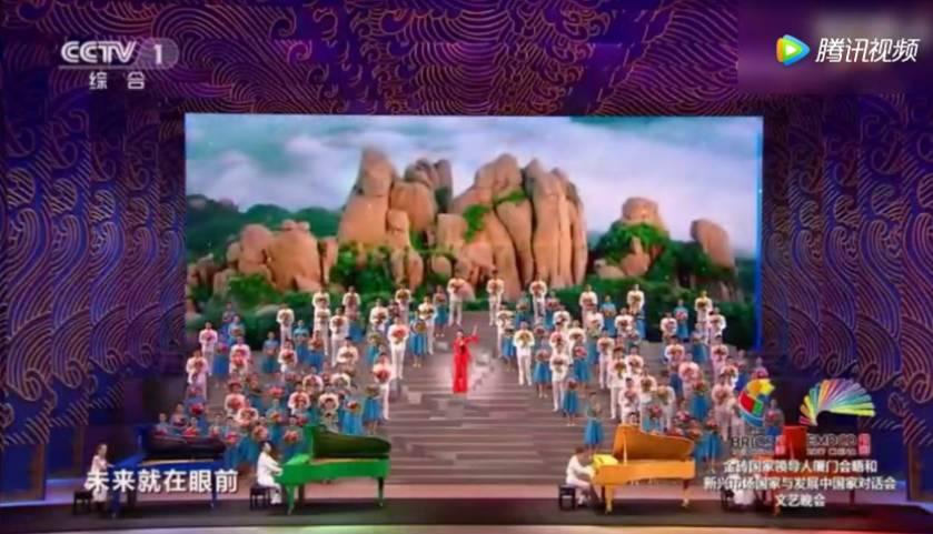 福鼎白茶馈赠外国元首、太姥山巨幅精彩亮相...盘点金砖会晤中的福鼎元素!