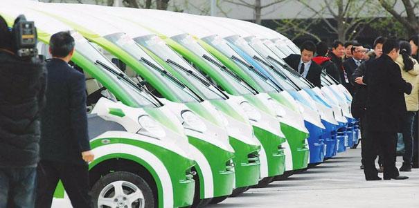 未来新能源车 技术竞争更激烈