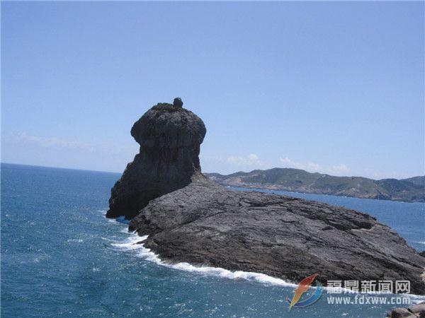 美丽的台山岛