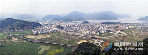 太姥山镇:深化宜居环境建设 打造滨海生态旅游小城市