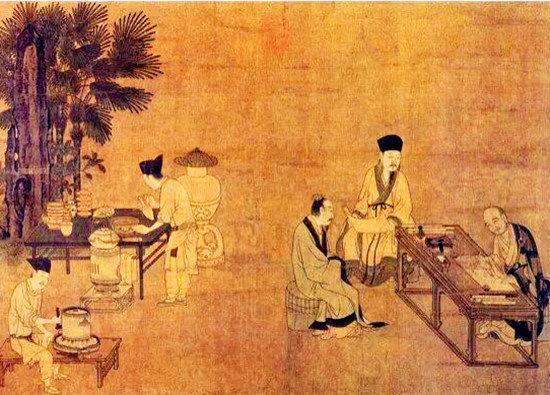 10月25日相约福鼎西昆村,品茗金秋申时茶会