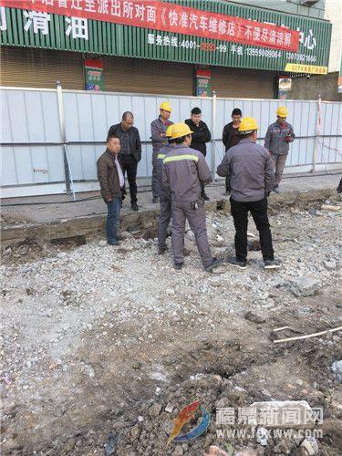 """黄泉:为项目建设提供""""保姆式""""服务"""