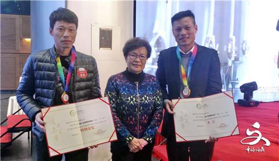天天品白茶荣获第六届北京国际斗茶文化节茶王称号