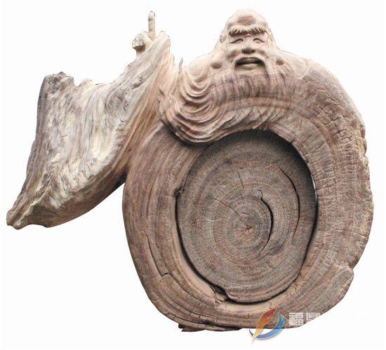 福鼎文化遗产的海丝印记之二十六——香樟根雕