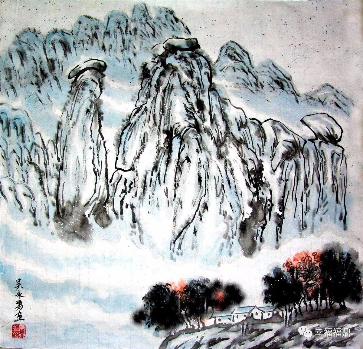 咱们福鼎的好山好水出现在中国珍藏邮册里
