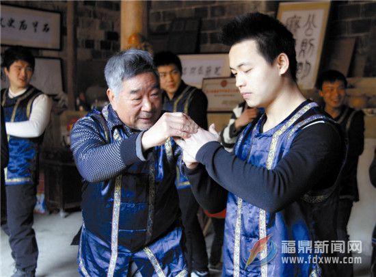 福鼎文化遗产的海丝印记之二十八——武 艺