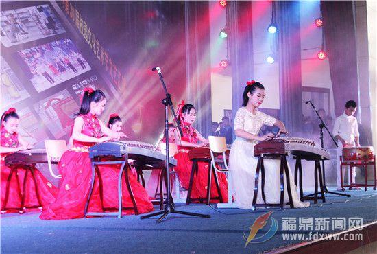 福鼎一中举行第30届校园文化艺术节优秀作品展演