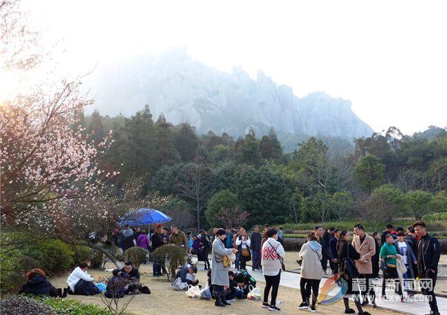 春节假期,福鼎全域旅游节节攀升