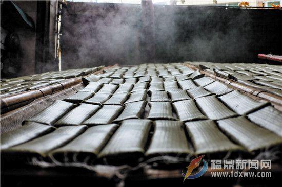 福鼎文化遗产的海丝印记之三十二——春味水菊粿