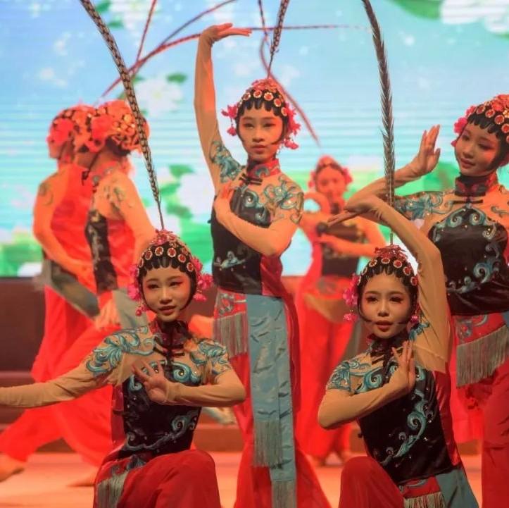 舞!舞!舞!昨晚,福鼎开了场舞林盛会……