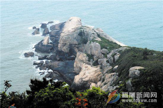 福鼎文化遗产的海丝印记之三十五——大冈头海岸