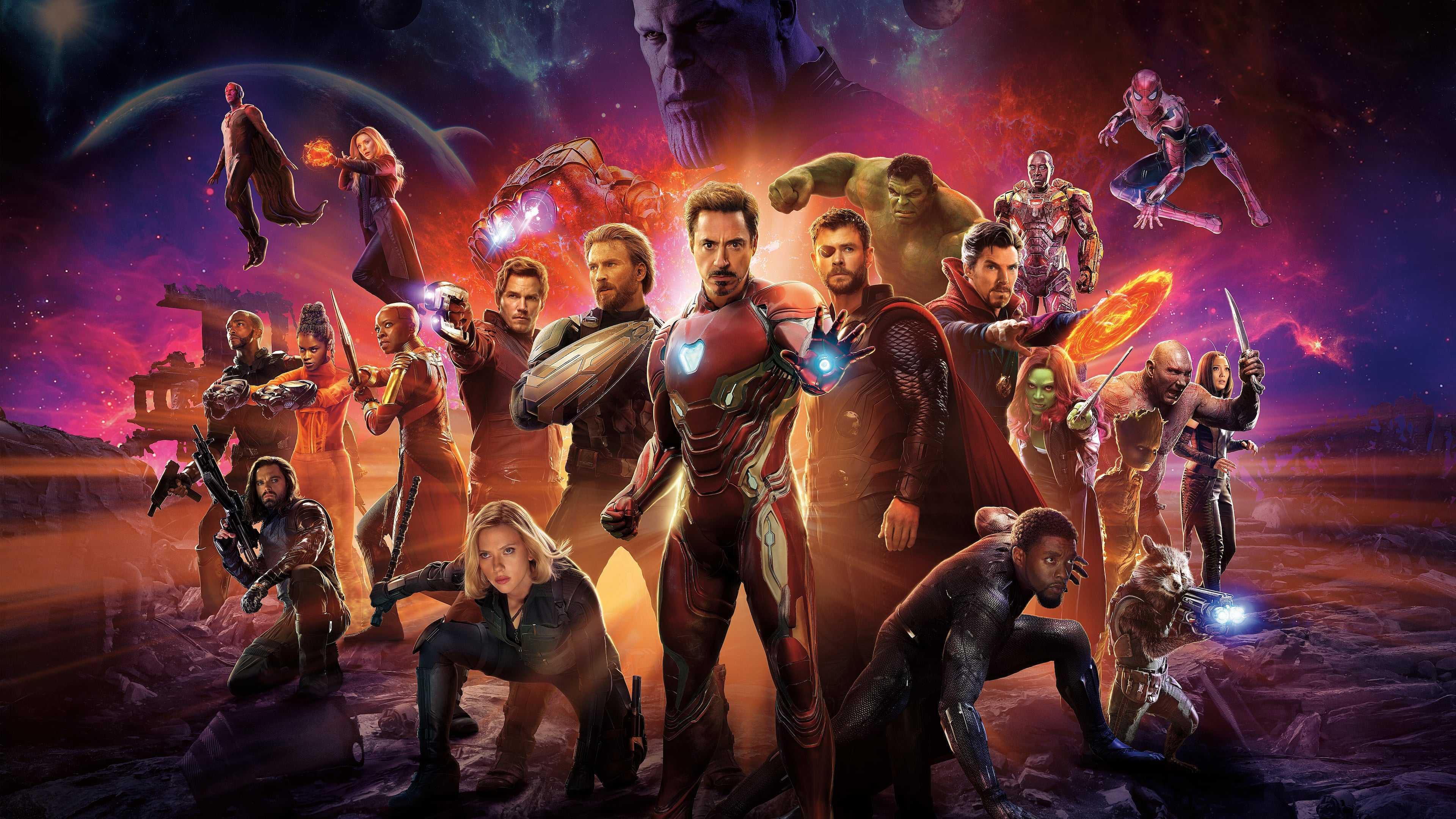 《复仇者联盟3:无限战争》横扫北美和全球票房