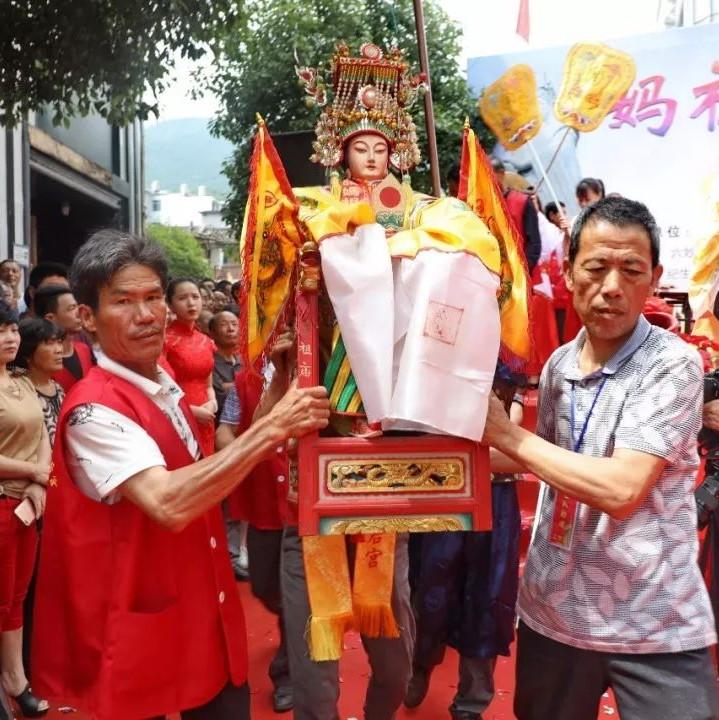 """今天是妈祖诞辰日,福鼎这样为""""女神""""过节"""