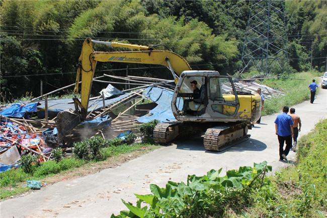 管阳镇:防治生猪养殖污染 保障人居生态环境