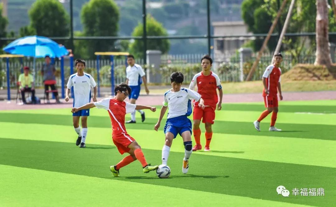 """省运会青少年足球(男子甲组)第一轮比赛结束,宁德队获""""开门红"""""""