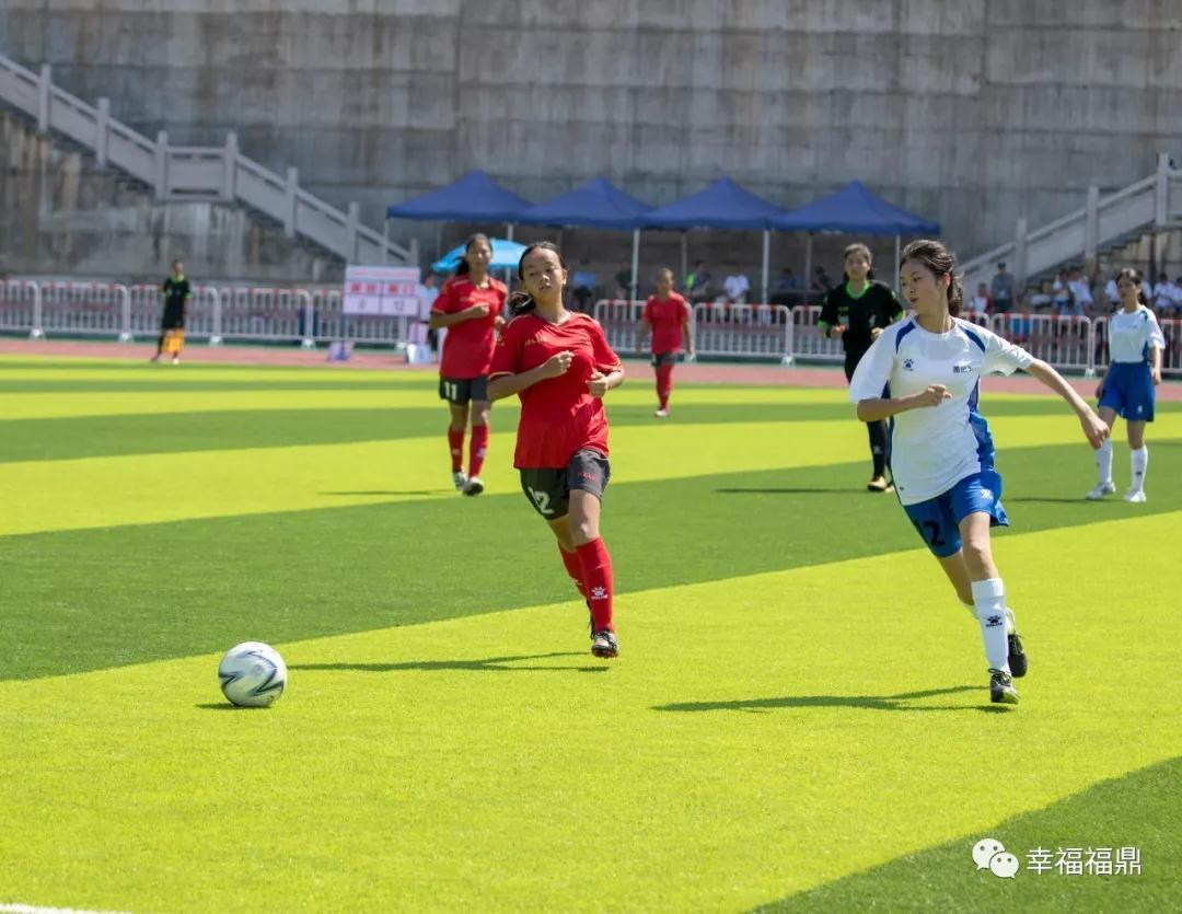 女子甲组第一轮对阵:厦门队19:0胜莆田队,福州队2:0胜泉州队