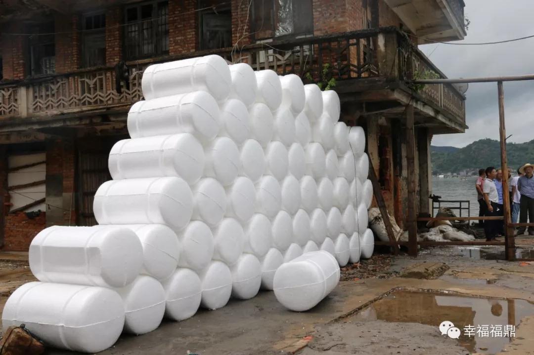 福鼎的泡沫加工场要细致啦,已有4家被断电停产了!