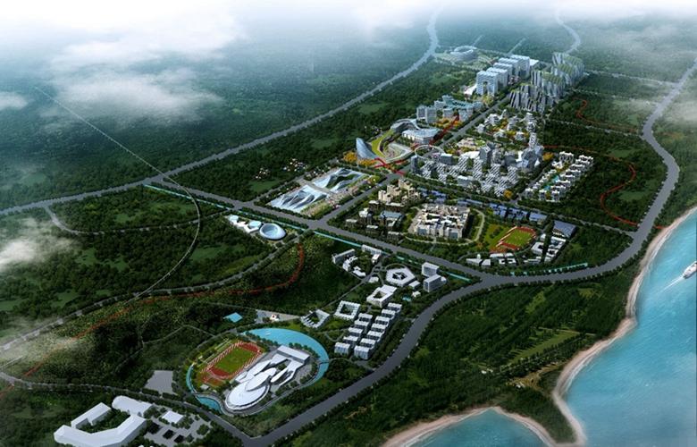 福州滨海新城建5000多亩互联网教诲小镇