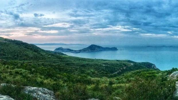海鲜、美景、体育嘉年华,嵛山岛的这份邀请函很酷!