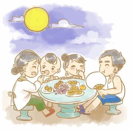 我们的节日·中秋丨原来,福鼎有这么多好玩的中秋节俗