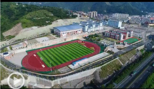 福鼎市羽毛球馆:造型现代设施完善赛后兼顾全民健身需求