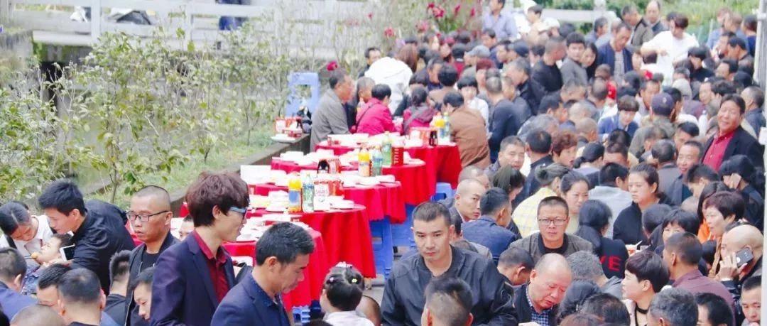250桌2500人!火爆全福鼎的千人长寿宴,你参加了吗?