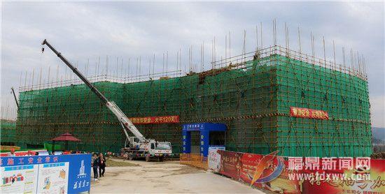 市文明艺术中央PPP项目工程稳步推进