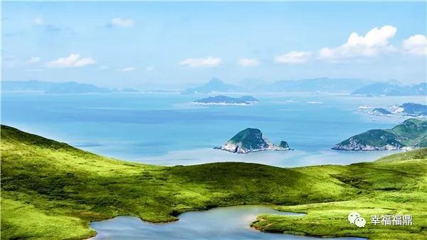 怎么拍都美,福鼎这座岛是个什么神仙地方?