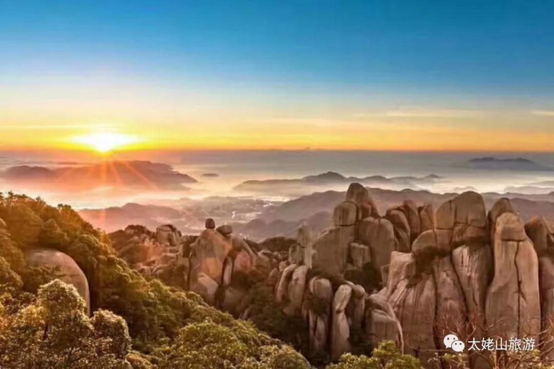 旅游过太姥群峰的你,晓得那些山峰的故事吗?