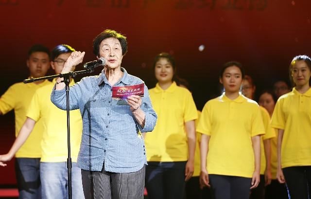 于漪:站上讲台,就是生命在歌唱