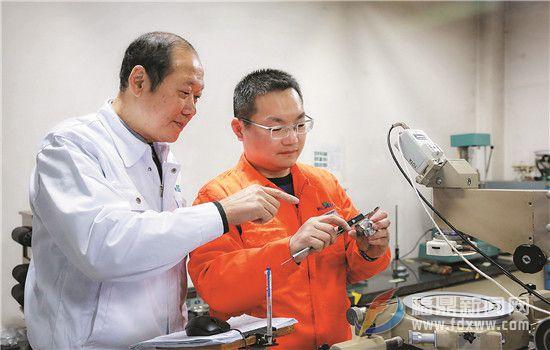 郑节昭:传统产业转型升级路上的逐梦人