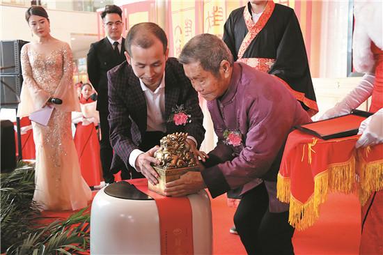 中国白茶开藏——— 福鼎白茶财产揭新篇
