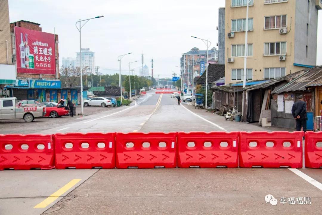 请注意!即日起福鼎市区流美大桥交通封道!请绕行...