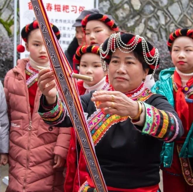 """二月二""""龙抬头"""",今日最热闹的地方要数佳阳畲族乡了吧?"""