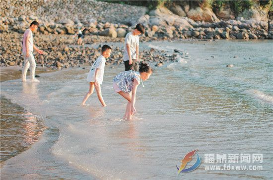 """踏浪、观日、吃海鲜 去""""最美海岛""""清凉一夏"""
