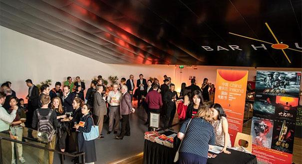 中国爱尔兰国际电影节暨中国长春电影周在都柏林举行