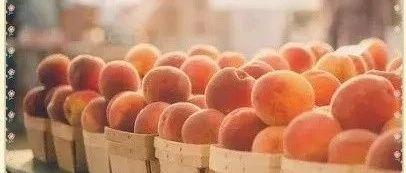 三月赏花七月桃,安利N种前岐水蜜桃的吃法!