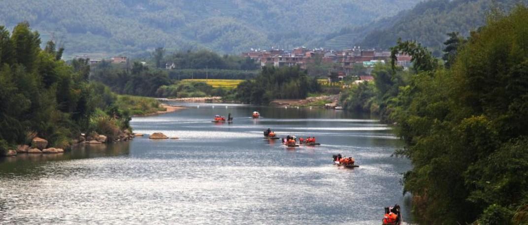 赤溪村获评四星级乡村旅游村,为目前全省已评定的最高等级