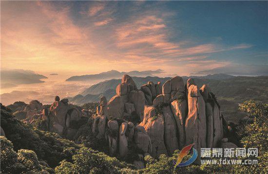 一片瓦 | 太姥山