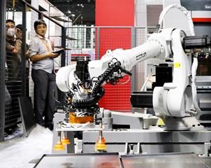 硬核科技显实力 国之重器增底气 ——第21届中国国际工业博览会科技部展区速记